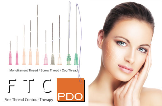 Fine Thread Contour Therapy Treatments for subtle and